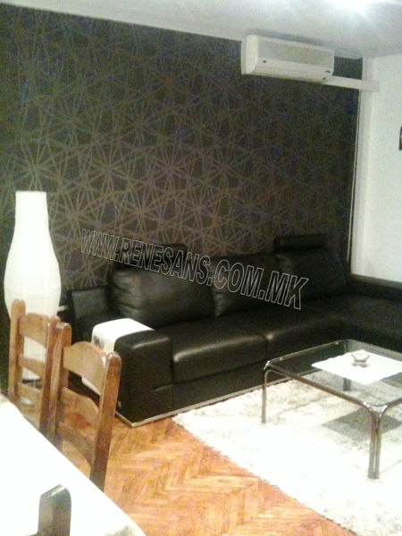 Beautiful Completely Furnished Apartment With 82m2 Living E On The Fourth Floor In A Building An Elevator Very Centrally Located Only 100m From